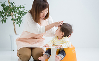 病後児保育室の確保